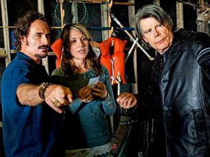 Katey Sagal,  Kim Coates,  Stephen King