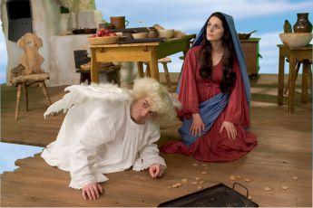 Ivan Trojan a Klára Issová