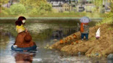 The Adventures of Abney & Teal (2011) [TV seriál]