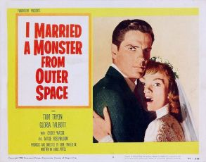 Vzala jsem si příšeru z vesmíru (1958)