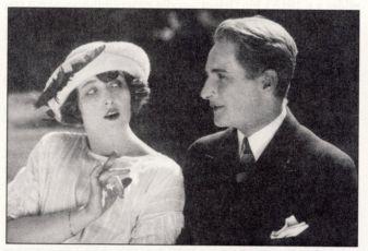 Láska slečny Věry (1922)