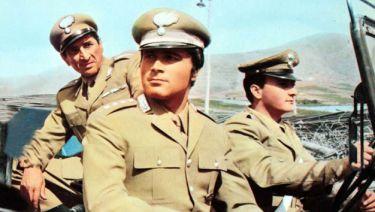 kapitán Bellodi (Franco Nero)