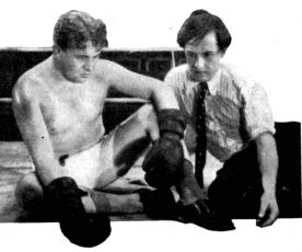 Pudr a benzin (1931)
