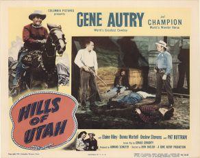 Hills of Utah (1951)