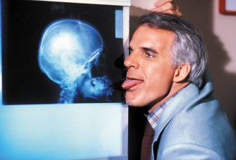 Muž se dvěma mozky (1983)
