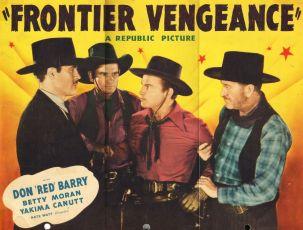 Frontier Vengeance (1940)