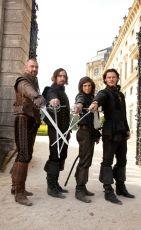 Tři mušketýři (2011)