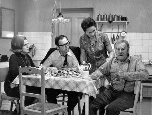 Slávka Budínová, Stanislav Remunda, Marcela Martínková a Bohuš Záhorský