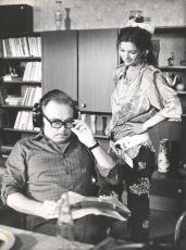 Luděk Munzar a Magda Reifová