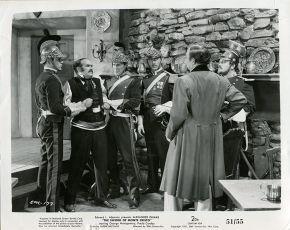 The Sword of Monte Cristo (1951)