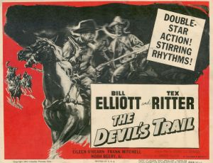 The Devil's Trail (1942)