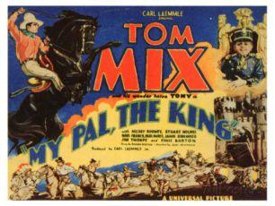 Můj přítel král (1932)