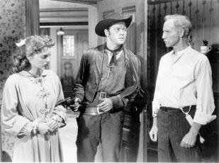 Návrat hraničáře (1950)