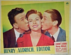 Henry Aldrich, Editor (1942)
