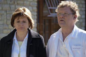 Ivana Andrlová a Tomáš Juřička