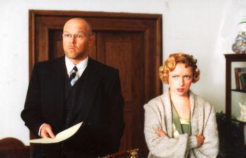 Marek Vašut a Tatiana Vilhelmová v epizodě Bouřka