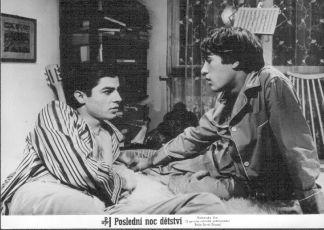 Poslední noc dětství (1966)