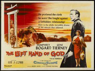 Levá ruka Boha (1955)