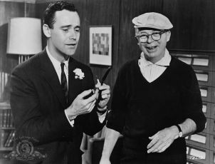 Jack Lemmon a Billy Wilder
