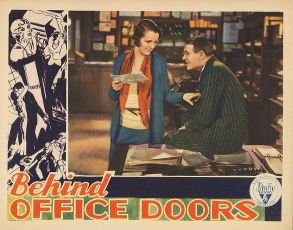 Behind Office Doors (1931)