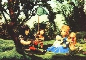 O Maryšce a vlčím hrádku (1979)