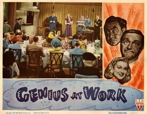 Genius at Work (1946)
