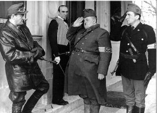 Imre Sinkovits, Major Tamás, Szendrő József a Gellért Raksányi