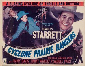 Cyclone Prairie Rangers (1944)