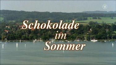 Utta Danella: Letní šálek čokolády (2009) [TV film]