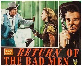 Return of the Bad Men (1948)