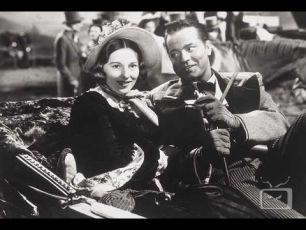 Joan Fontaine Orson Welles