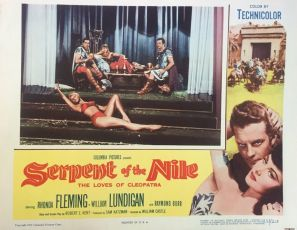Serpent of the Nile (1953)
