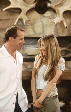 Jennifer Aniston Bruce Willis