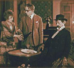 Falešná kočička (1926)