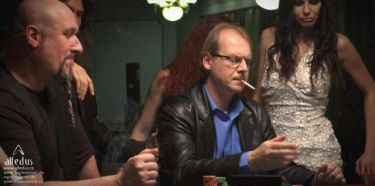 Peter 'Peavy' Wagner a Kamil Švejda