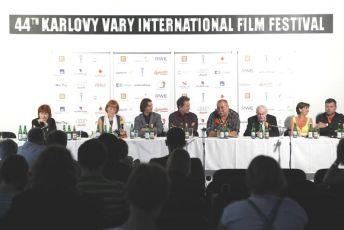 Tisková konference k filmu T.M.A. (Česká republika) - 44MFF Karlovy Vary