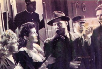 Spy Train (1943)