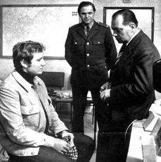 Vítězslav Jandák, Vilém Besser a Rudolf Hrušínský