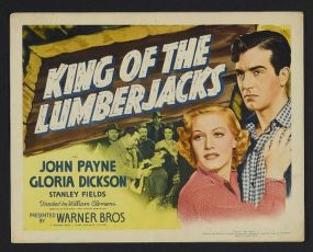 King of the Lumberjacks (1940)