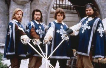 Tři mušketýři (1993)