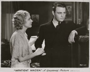 The Impatient Maiden (1932)