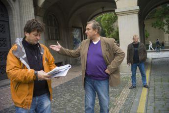 Karel Janák a Miroslav Donutil