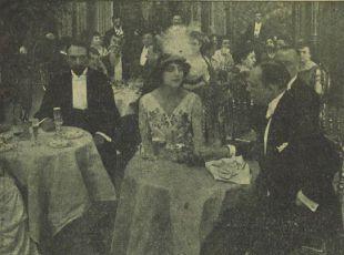 Růže pouště (1917)
