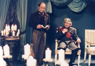 Viktor Preiss a Ladislav Mrkvička