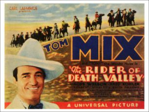 The Rider of Death Valley (1932)