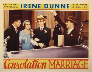 Consolation Marriage (1931)
