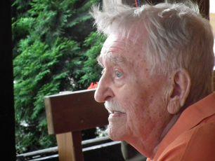 z natáčení - 9.8.2011 Oldřich Velen