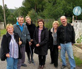 Alena Derzsiová, František Peterka, Zuzana Burešová, Alexandra Vebrová