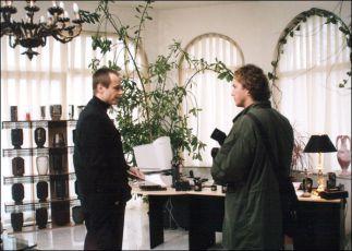 Karel Roden a Filip Blažek