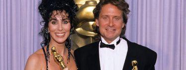 """Udílení Oscara """"ÚPLNĚK s Michaelem Douglasem za Wall Street"""